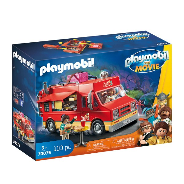 PLAYMOBIL: The Movie - Del's Food Truck