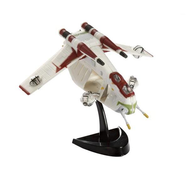 Maketa Revell Star Wars Republic Gunship