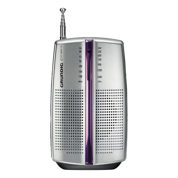Prijenosni radio FM/AM City 31
