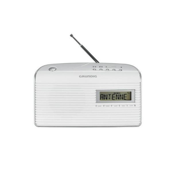 GRUNDIG Music - Radio BOY61 / Bijeli