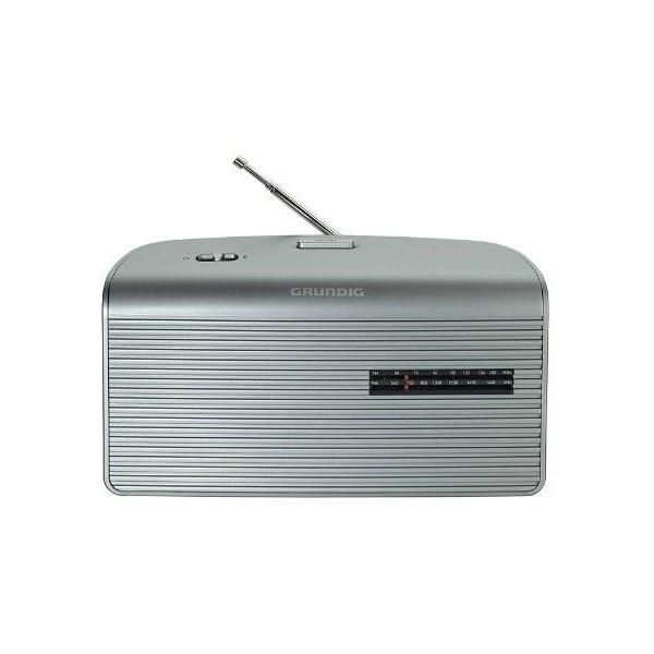 GRUNDIG Music - Radio BOY60 / Sivi