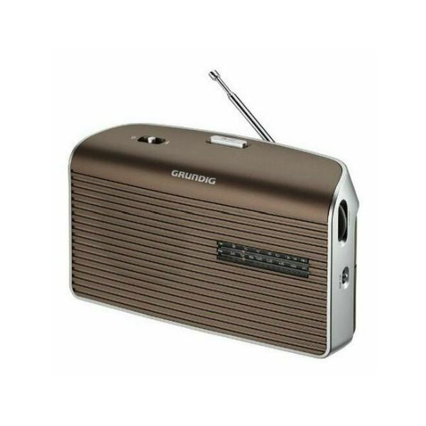 GRUNDIG Music - Radio BOY60 / Smeđi