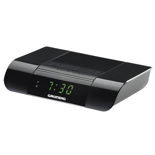 Digitalni FM Radio sa satom i alarmom Grundig KSC35 crni