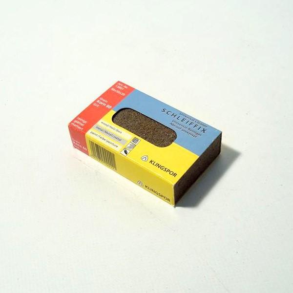 Brusna guma 80x50x20mm, granulacija 60