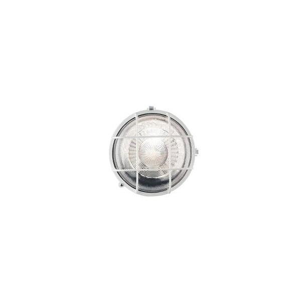 Zidna/stropna svjetiljka s grlom E27 230 V ~ 100 W  - bijela