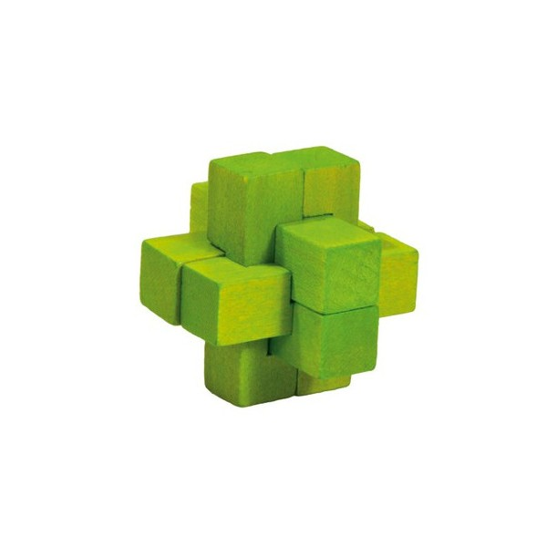 17598 IQ TEST - Drvene puzzle - Križ