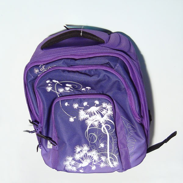 Školska anatomska torba za djevojčice