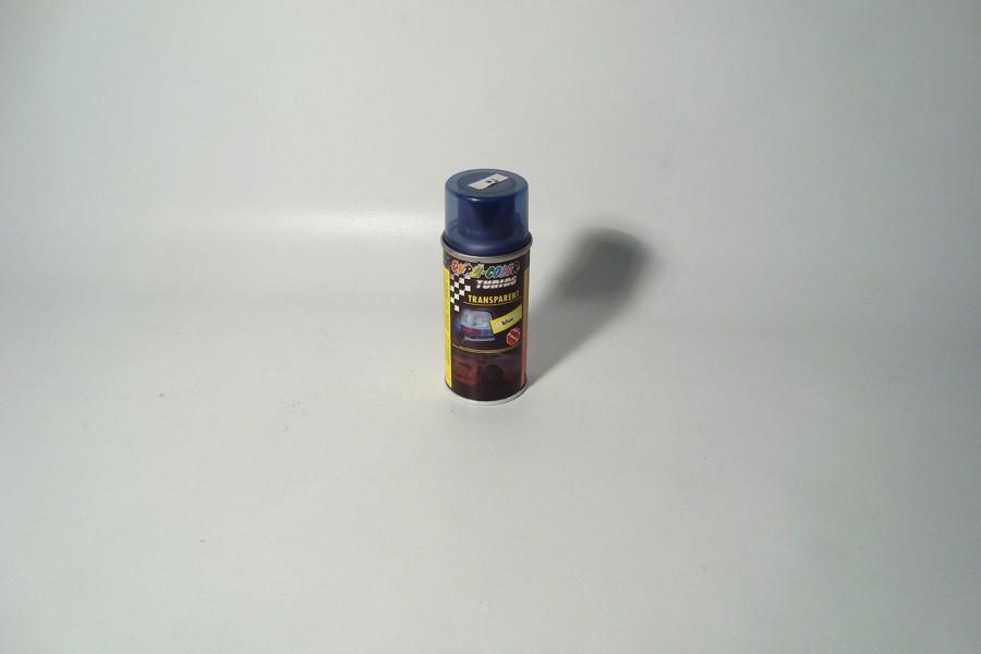 Dupli color Transparent sprej plavi 150ml