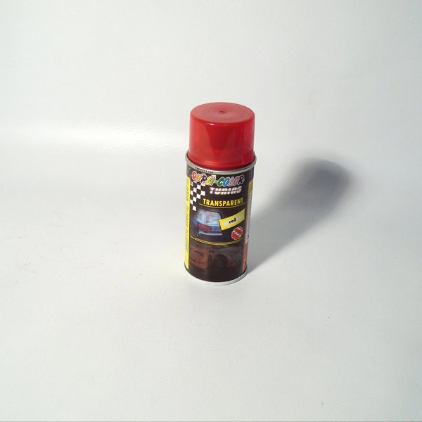 Transparent sprej crveni Dupli Color 150ml