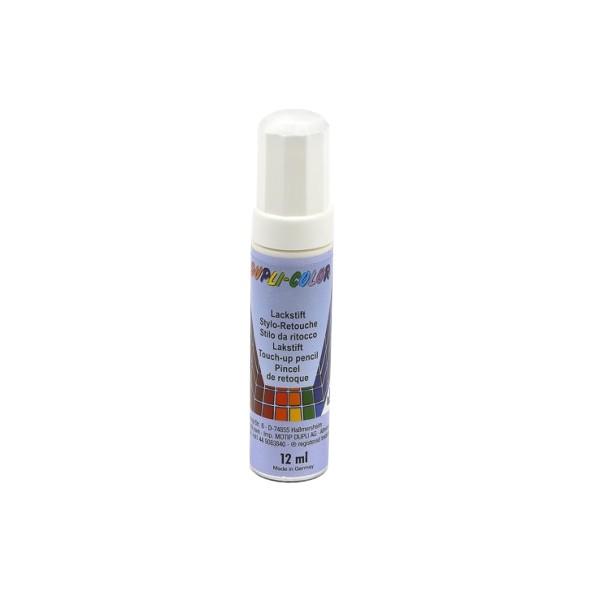 Lak za prekrivanje ogrebotina na automobilu, bijela RAL 9010 12ml Dupli-Color