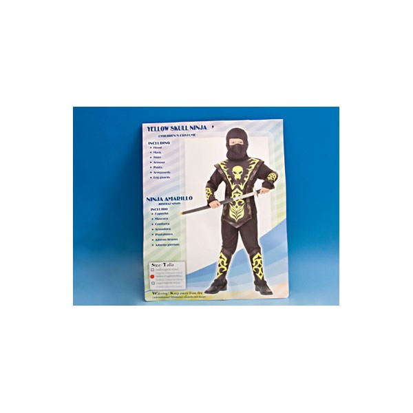 Kostim ninja small 110-120cm