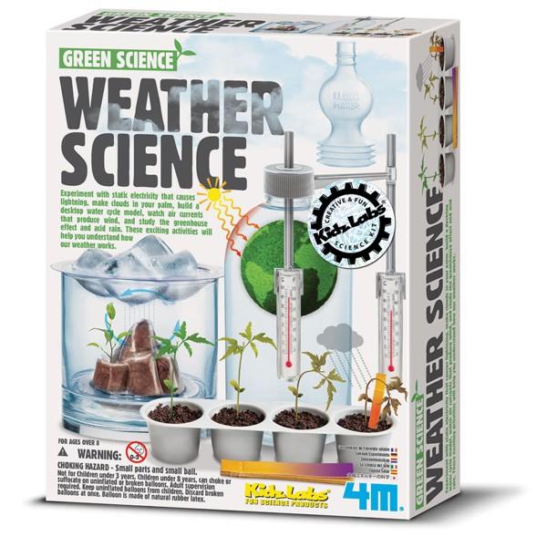 Znanost o vremenu