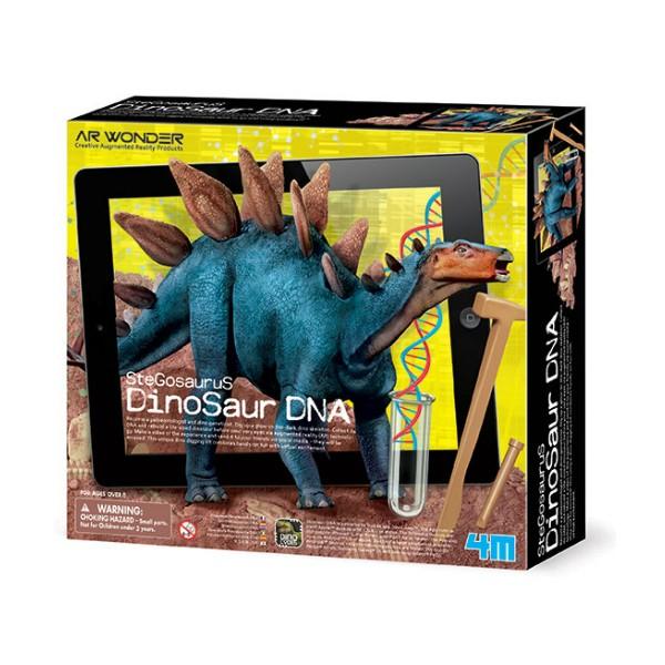 Dinosaur DNA - Stegosaurus