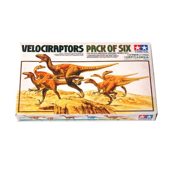 Maketa Dinosaura 6kom