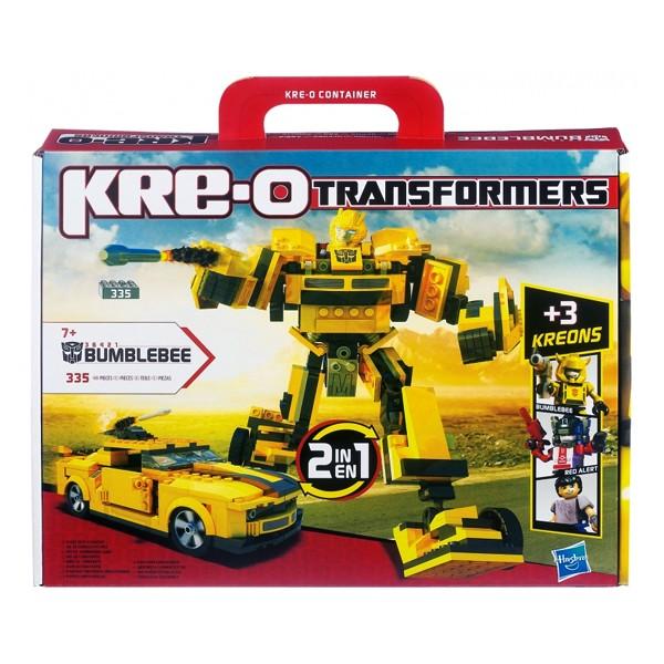 Kre-o Transformers Bumblebee 2u1 335kom