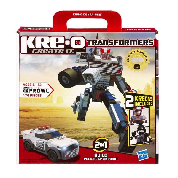 Kre-o Transformers Autobot Ratchet 2u1 187kom