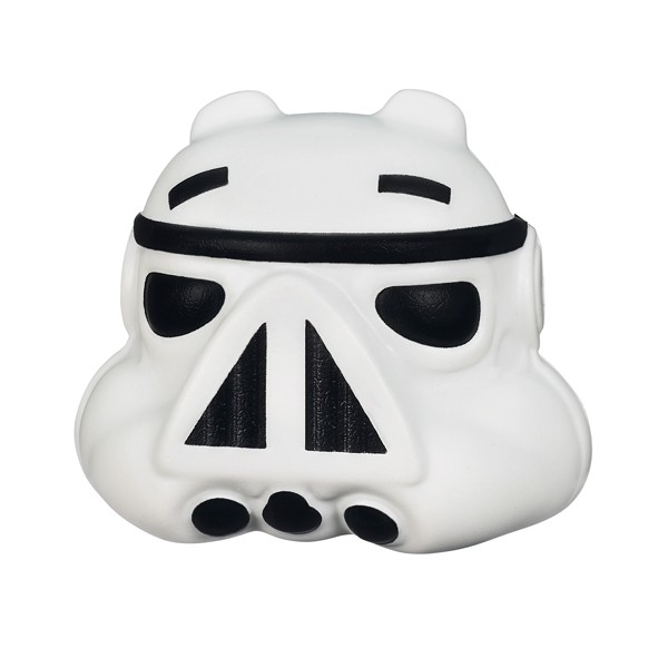 Angry Birds Star Wars Stormtrooper spužvasti 10x10cm