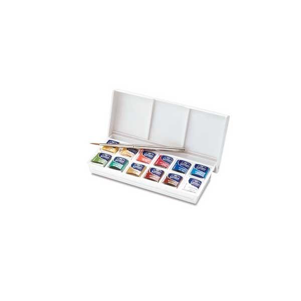 Set vodenih boja u kutiji, đepna veličina, Winsor & Newton