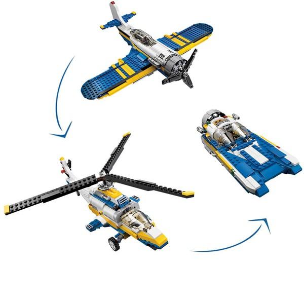 Lego Creator 3u1 Letačke pustolovine