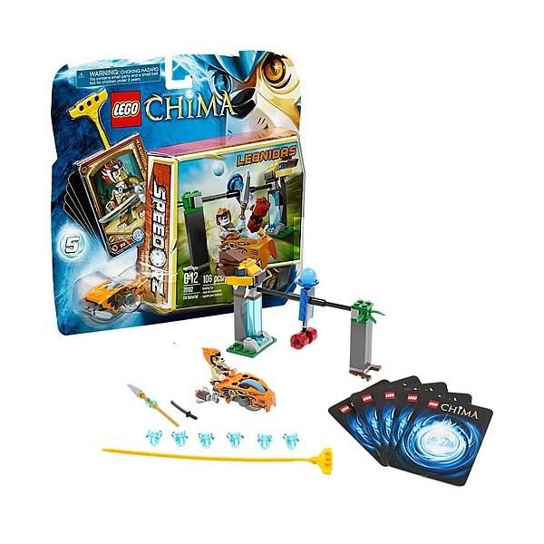 Lego Legends of Chima Leonidas
