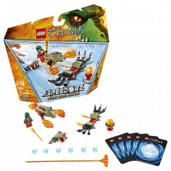 Lego Legends of Chima Cragger