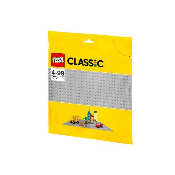 LEGO Classic - Large Grey Baseplate