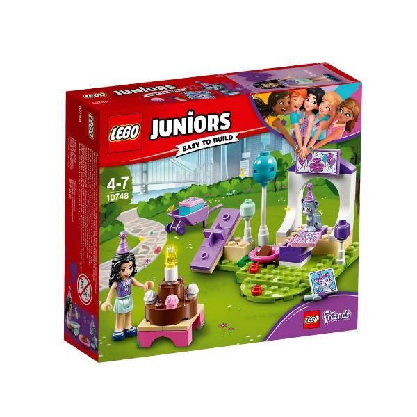 LEGO Juniors - Emma's Pet Party