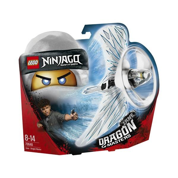 LEGO Ninjago - Zane Dragon Master