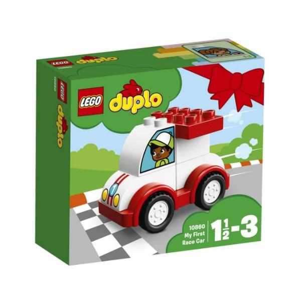 LEGO Duplo - My First Race Car