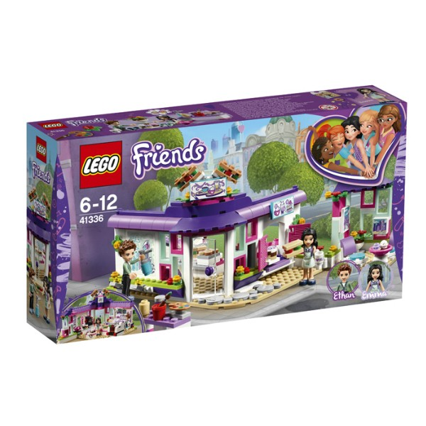 LEGO Friends - 41336 - Emma's Art Café