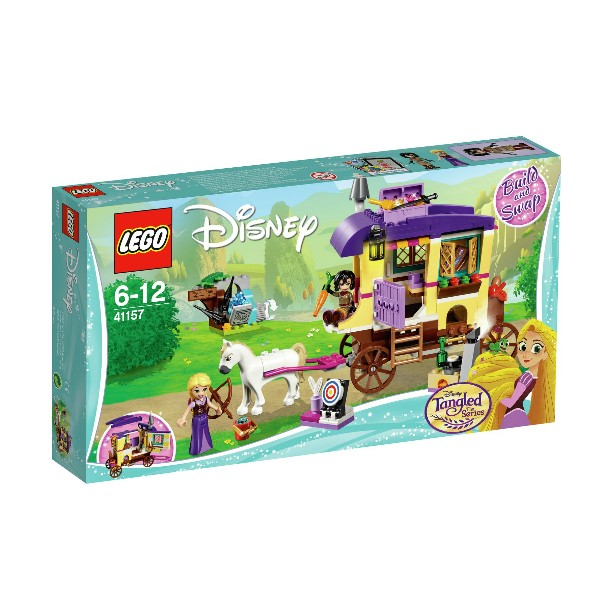 LEGO Disney - Princess Rapunzel's Travelling Caravan