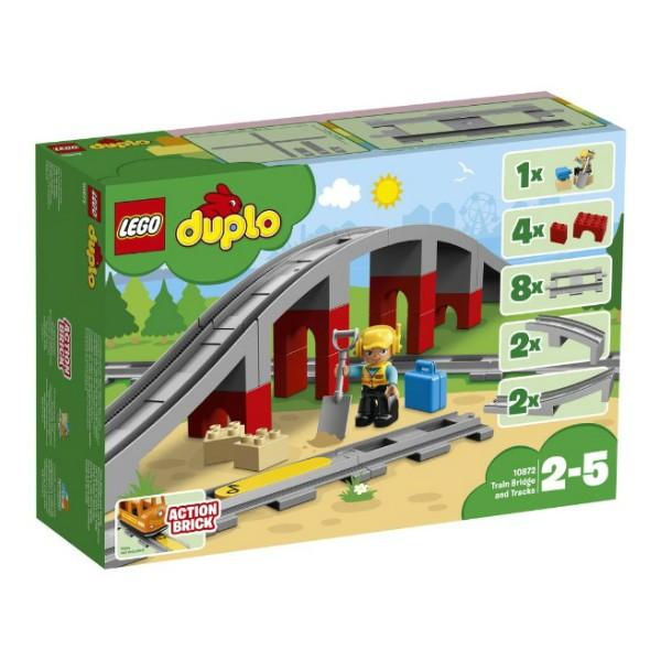 LEGO Duplo - Train Bridge and Tracks