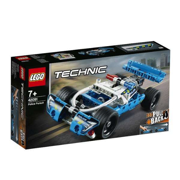 LEGO Technic - Police Pursuit