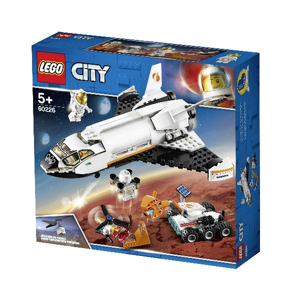 LEGO City - Mars Research Shuttle