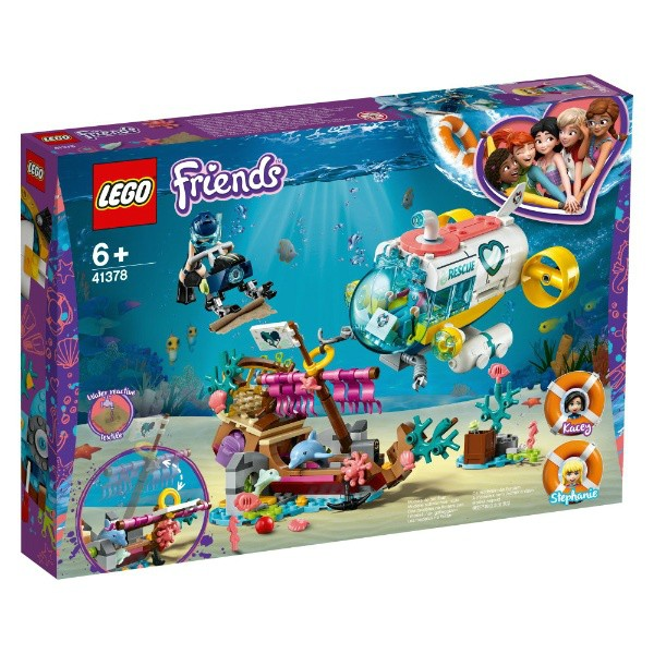 LEGO - Dolphins Rescue Action