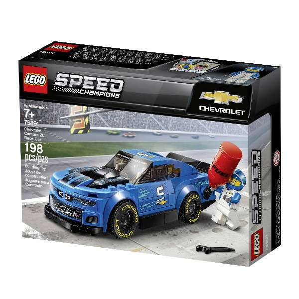 LEGO Speed - Champions Chevrolet Camaro ZL1 Race Car
