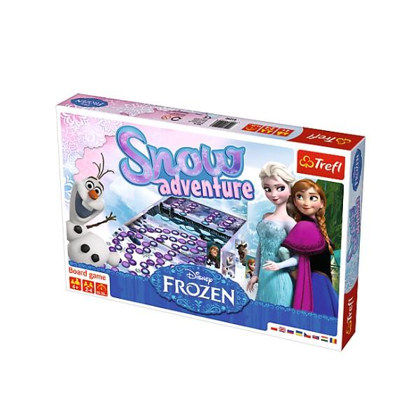 TREFL - Snow Adventure Frozen - Društvena igra