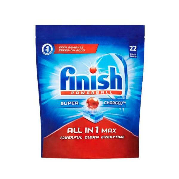 FINISH - All in 1 Max - Tablete za posuđe - 22 kom