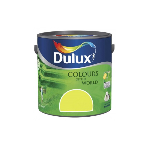 DULUX - Colours of the World - Rice Fields