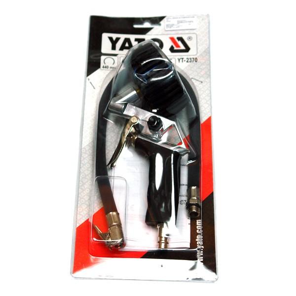 Yato pištolj za pumpanje guma 1/4''