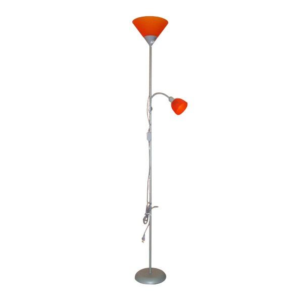 LAMPA ø25x180cm E14 40W i E27 100W PVC