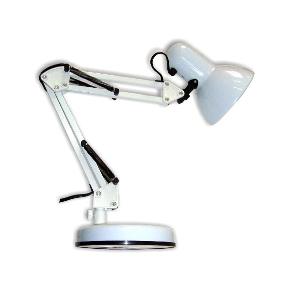 STOLNA LAMPA E27 max.60W FLEKSIBILNI VRAT 55cm