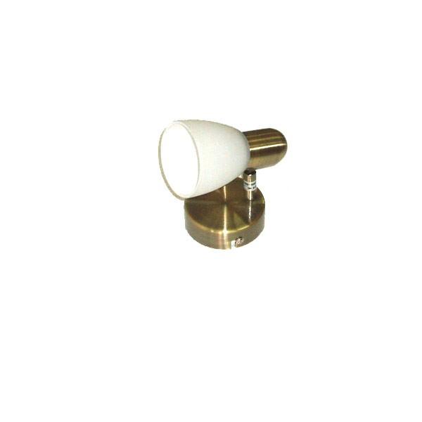 ZIDNI REFLEKTOR GRLO E14 40W, 230V 12cm