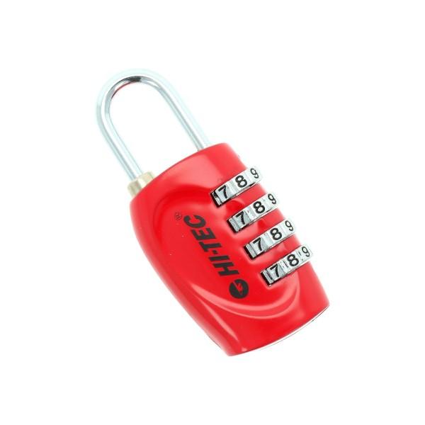 HI-TEC - Kette Lock - Lokot - Crveni