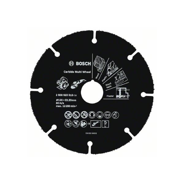 BOSCH - Rezna ploča - Ø 125 mm