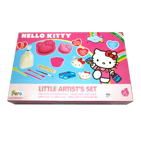 Hello Kitty set za male umjetnike