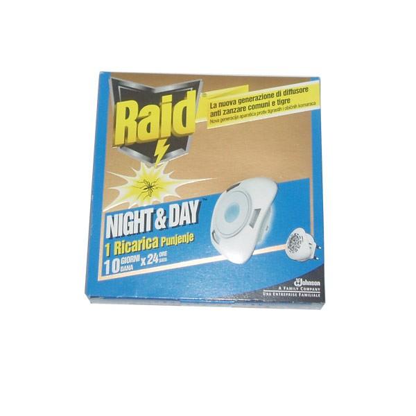 RAID DAY&NIGHT REFIL