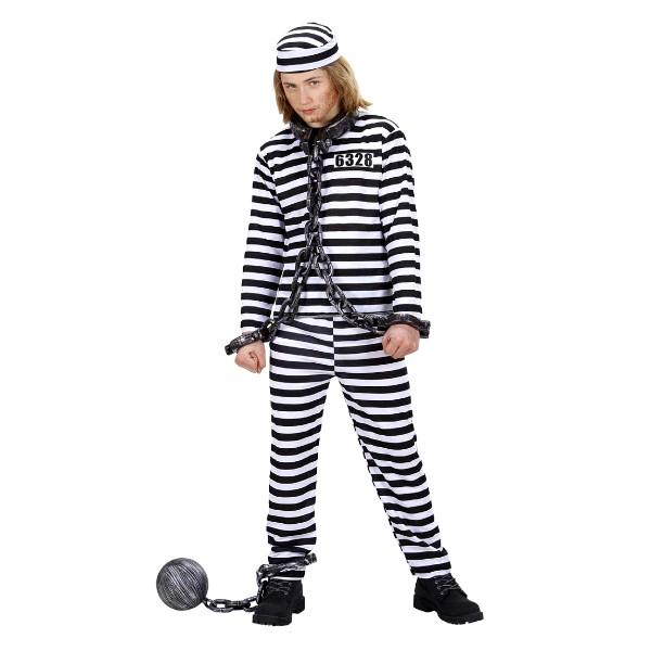 Dječji kostim - Zatvorenik