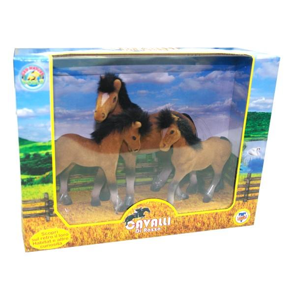 Igračka konji 3kom