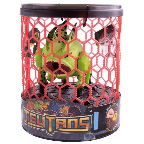 Igračka Teutan Quake koji ispaljuje municiju + 2x Badulls